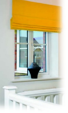 uPVC windows - stylish, low maintenance and environmentally friendly